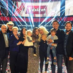May 26 BIG congrats to @NBCthevoice winner @Alisanporter & Porter family! Thx for repping our #hometown of #Worcester MA!