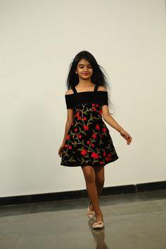 Vyshnavi Reddy Designer Label. #whatsapp 8184889999 Kids Clothes Sale, Designer Kids Clothes, Babies Clothes, Kids Clothing, Girly Outfits, Kids Outfits, Boy Fashion, Indian Fashion, Girls Dresses