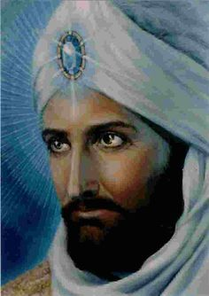 The First Ray is the Blue Ray. The Choham of the Blue Ray is Ascended Master El Morya