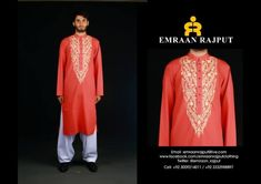 "Today we will discuss little about a brand which is not so much old but gained very much popularity among men fashion lovers, as in this winter after releasing many collections for men and women now Emraan Rajput showcased the latest kurta collection for men named as ""Emraan Rajput Formal Wear Kurtas 2014 For Men"" #wintercollection, #menswear2014, #kurtacollection"