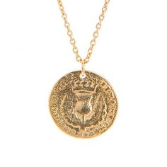Large bawbee coin necklace - Designer Silver Jewellery - I Love a Lassie Jewelry Box, Jewelery, Silver Jewelry, Jewelry Necklaces, Designer Silver Jewellery, Coin Necklace, Contemporary Jewellery, Necklace Designs, Statement Jewelry