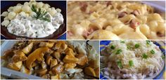7 szuper recept, hogy több időd legyen pihenni! Hungarian Recipes, My Recipes, Potato Salad, Macaroni And Cheese, Goodies, Food And Drink, Chicken, Dinner, Cooking