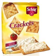 Crackers 3.72€       Charakteristika:  Bezlepkové slané krekry