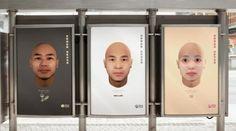Campanha contra o lixo nas ruas usa DNA de objetos encontrados no chão para criar retratos dos malfeitores. Uma campanha que recorre à vergonha pública como estratégia de sensibilização.