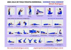 Hormonální jóga od Dinah Rodrigues