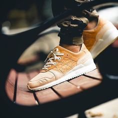 Chubster favourite ! - Coup de cœur du Chubster ! - shoes for men - chaussures pour homme - sneakers - boots - sneakershead - yeezy - sneakerspics - solecollector -sneakerslegends - sneakershoes - sneakershouts - @asicstigerhq Gel Lyte 3