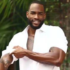 Cute haitian men