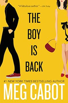 The Boy Is Back by Meg Cabot https://www.amazon.com/dp/B01B19O4FK/ref=cm_sw_r_pi_dp_QCuoxbDE4K7QZ