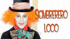 Maquillaje Sombrerero Loco, Fantasía #29 | Silvia Quiros