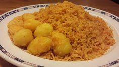 Persian tomato rice
