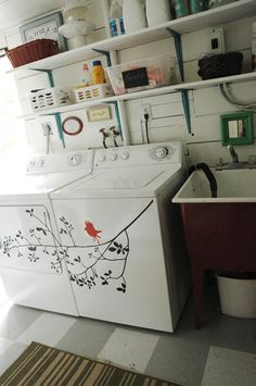 appliance decals
