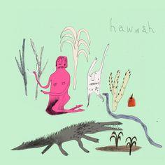"""내 @Behance 프로젝트 살펴보기: """"Hawwah"""" https://www.behance.net/gallery/43214391/Hawwah"""