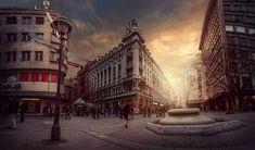 I Photograph The Beauty Of Belgrade