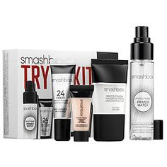 Smashbox - Try It Kit- Primer Authority  #sephora