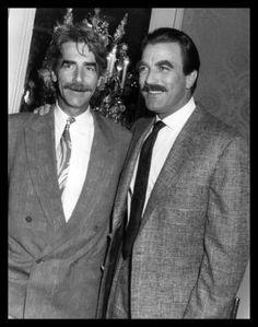 December 11, 1988 SAM ELLIOTT & TOM SELLECK