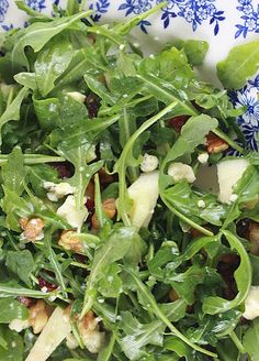 Ina Garten's Cape Cod Salad with Bacon, Apple & Blue Cheese