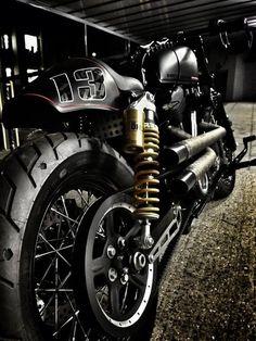 Cafe Racer #motorcycles #motos   caferacerpasion.com
