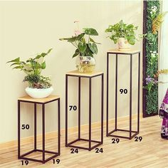 32 Ideas for home decoration accessories interiors Steel Furniture, Diy Furniture, Furniture Design, House Plants Decor, Plant Decor, Home Interior Design, Interior Decorating, Interior Shop, Simple Interior