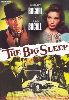 Jeffery enjoyed his favorite movie, The Big Sleep ( 1946 )