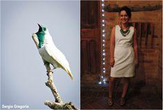 Bicho do Dia - Araponga #look #ootd #fashion #moda #hering #emporionaka Link: http://www.bloganimalchic.com/2013/12/26/bichododia-araponga/