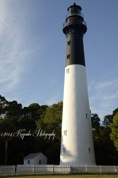 Hunting Island Lighthouse, Beaufort SC