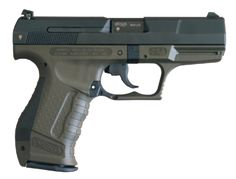 walther p99 - Hedge Parker's side arm