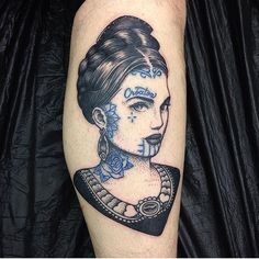 Pin Up Tattoos, I Tattoo, World Of Color, Black And Grey Tattoos, Tattoo Inspiration, Body Art, Skull, Colours, Ink