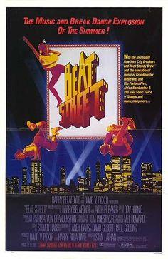 Beat Street Movie Poster - Internet Movie Poster Awards Gallery