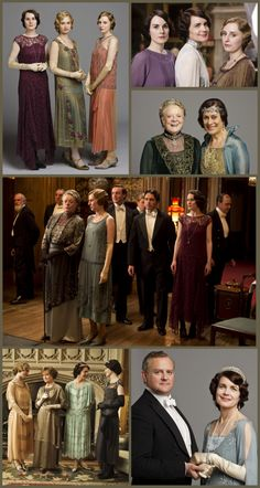 Downton Abbey Costumes - AT&T Yahoo Image Search Results Downton Abbey Cast, Downton Abbey Costumes, Downton Abbey Fashion, Matthew Crawley, Period Outfit, Beaded Gown, British Style, Tv Shows, Seasons