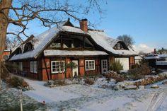 Rügen (TO HUS - Ferienwohnungen der Fam. Grümheid im Winter)