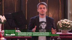 Reformáció 500: Marosán Csaba: Luther asztalánál - Máramarpssziget, első... Elsa, Flat Screen, Tv, Blood Plasma, Television Set, Flatscreen, Dish Display, Television