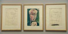 Michel Leiris vu par Picasso - Michel Leiris et ses amis Picasso, Bacon, Miro au Centre Pompidou Metz