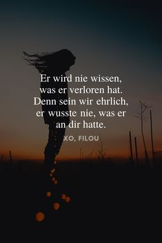 Inspirational sayings about life & Inspirierende Sprüche über das Leben & die Liebe He& never know what he& lost. Because let& face it, he never knew what he had on you. Love Pain, Love Hurts, Mood Quotes, Life Quotes, Midnight Thoughts, Important Quotes, Losing A Loved One, I Really Love You, Mind Tricks