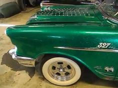 Metalflake '57 Chevy