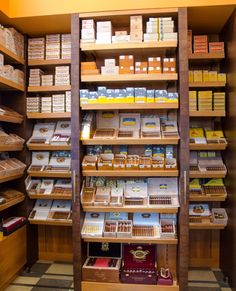 Zechbauer, must visit cigar shop in Munich