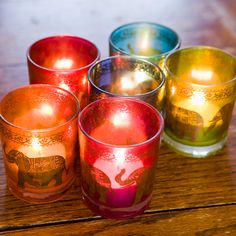 These eastern beauties make perfect mood lighting and a great gift for the hostess.