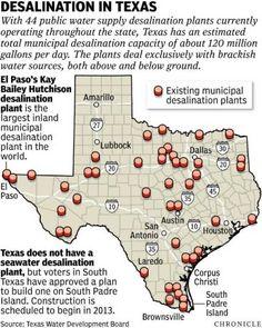 Desalination in Texas