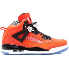 ec723060ff28 Nike Air Jordan Spizike   New York Knicks   Nyk Orange