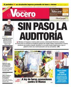 Edición 7 de Marzo 2016  El Vocero de Puerto Rico