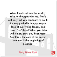 Cool Words, Wise Words, Mary Oliver Poems, Philosophy Quotes, Spiritual Inspiration, Me Quotes, Qoutes, Book Publishing, Life Lessons