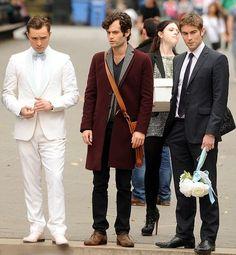 Chuck, Dan & Nate