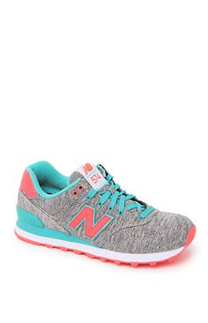 33b16a7c9b23 New Balance 574 Glitch Collection Sneakers  pacsun New Balance Style, New  Balance 574,