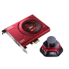 Creative Sound Blaster Zx PCIe Gaming Sound Card with High Performance Headphone Amp and Desktop Audio Control Module - http://pctopic.com/internal-sound-cards/creative-sound-blaster-zx-pcie-gaming-sound-card-with-high-performance-headphone-amp-and-desktop-audio-control-module/
