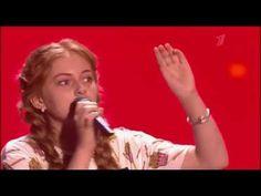 """Ксения Бракунова — """"Это песня простая"""" - Слепые прослушивания - Голос.Дети - Сезон 2 - YouTube"""
