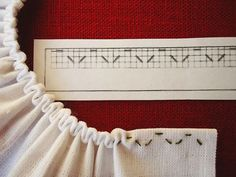 Wonderful Choose the Right Fabric for Your Sewing Project Ideas. Amazing Choose the Right Fabric for Your Sewing Project Ideas. Smocking Tutorial, Smocking Patterns, Sewing Patterns, Sewing Hacks, Sewing Tutorials, Sewing Crafts, Sewing Projects, Sewing Tips, Techniques Couture