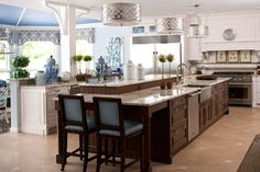 Kitchen Trends for 2013 - Traditional Home® Beautiful and inviting
