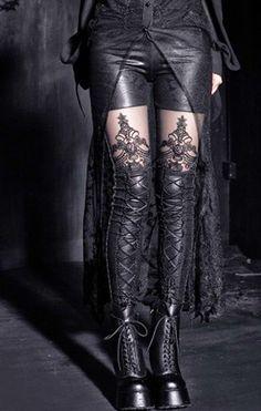 Visual Kei Punk Gothic