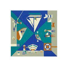 Image of puzzle mer Fredun Shapur Piqpoq // sea