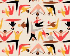 Stretching - Emily Isabella