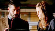 """Castle 8x19 Beckett & Vikram Scenes """"Dead Again"""" Season 8 Episode 19"""